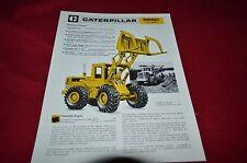 Caterpillar 966C Wheel Loader Log Loader Dealers Brochure DCPA8 ver2