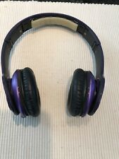 Purple solo HD beats by Dr. Dre. Used. Good Working Order.
