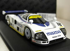 Ixo 1/43 Scale LMC028 Mazda 787B #18 LeMans 91 Kennedy Johansson Sala model car