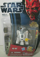 R2-D2 electronic action figure Star Wars Galatic Battle dice game droid Hasbro