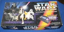 Vintage Star Wars Interactive Video Board Game