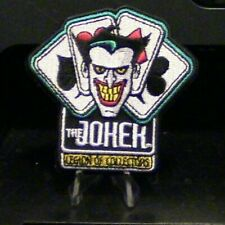 Legion Of Collectors: Joker Patch 2 3/4""