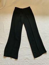Vintage Bazar CHRISTIAN LACROIX Black Trousers 44  UK16
