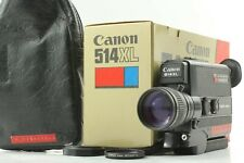 【As-Is w/ Box】 Canon 514 XL Super 8 8mm Movie Cine Camera From JAPAN #1105
