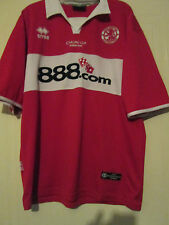 Middlesbrough Carling Cup 2004 Home Chemise de football taille L / 39817