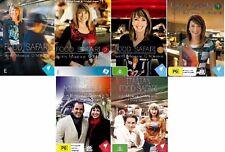 Food Safari DVD Pack - Region 4 (Brand New Sealed)