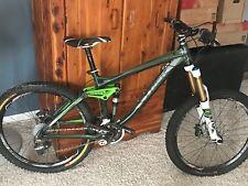 bicycle, mountain bike, Trek Remedy, medium 17.5, full suspension,