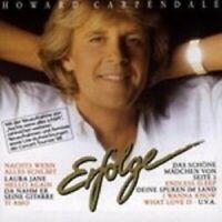 """HOWARD CARPENDALE """"ERFOLGE"""" CD NEUWARE"""