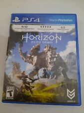 Horizon: Zero Dawn for the Playstation 4 exclusive video game