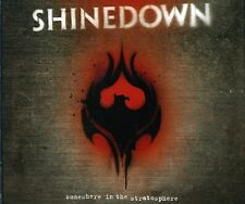 Shinedown - Somewhere In The Stratosphere  Explicit Version (2011, CD NEUF)