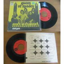 MADE IN DENMARK - Queen Of Spades/Shotgun MONSTER DANISH PSYCH PROG RARE PS NM