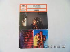 CARTE FICHE CINEMA 1980 HURLEMENTS Dee Wallace Patrick Mac Nee