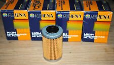 4 Filtres à huile Athéna FFC004  KTM 250 400 450 520 525 625 690 SX EXC MXC XC