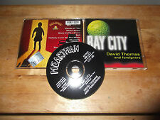 """David Thomas And Foreigners """"Bay City"""" CD HEARTHAN NETHERLANDS 2000"""