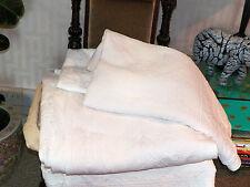 """3 pezzi di grandi dimensioni """"DAMASCATO"""" Durham Quilting Stile Tessuto-Forte-Letto di copertura parti -"""