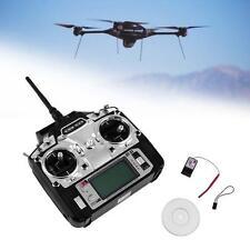 FlySky FS-T6 2.4G 6CH Transmitter + Receiver TX & RX RC Radio Control System MT