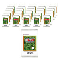 Korean Daecheon Roasted Seaweed Nori Laver Jarae Dosirak Gim 5g(9Sheets)X54packs