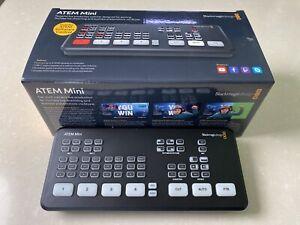 Blackmagic Design ATEM Mini HDMI Live Switcher - BMD-SWATEMMINI_K1