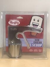 Thrifty Ice Cream Scoop Scooper Stainless Steel Limited Edition