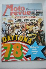 MOTO REVUE 2357 PUCH 50 KTM 250 MC DAYTONA 78 Barry SHEENE SUZUKI GS 1000 1978