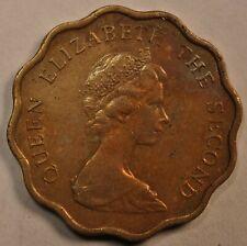 1975 Hong Kong 20 Cents KM#36 1975年香港贰毫钱币