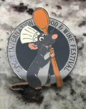 New ListingDisney Pin Epcot Food And Wine Festival 2020 Mystery Pin Remi