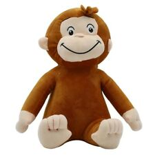 Curious George Plush Toy Soft Toy UK Stock