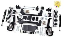 """2009-2011 Dodge Ram 1500 4"""" Zone Offroad Full Suspension Lift Kit Top Rated"""