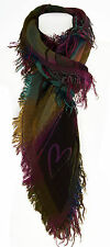Sciarpa scarf SWEET YEARS art.JC3645 col.3 MORO Italy
