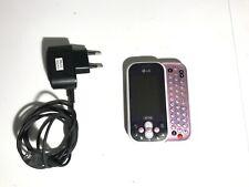 TELEFONO CELLULARE LG TRIBE CHAT  MOBILE KS360 USATO FUNZIONANTE