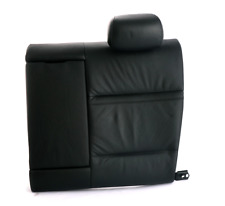 BMW 3 Series E92 Leather Black Rear Left N/S Back Seat Cover Backrest