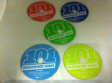 CD musicali pop artisti vari