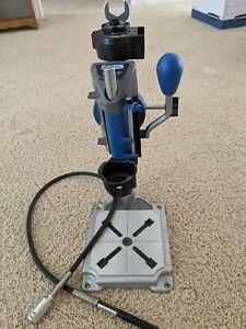 Dremel 220-01 Workstation With 225 Flex Shaft Attachment - Lightly Used