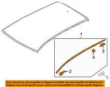 MAZDA OEM 13-15 CX-5-Roof Molding Trim Right KD33509H0