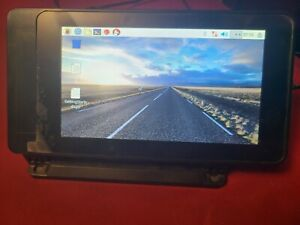 Raspberry Pi with Touch Screen and Smart PI Case