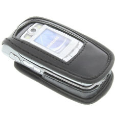 Cell Phone Case for Samsung E720 with View Function and Belt Clip
