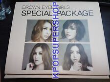 Brown Eyed Girls Special Package Cap Pencil Autographed Photo Limited Edition