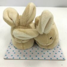 New Peter Rabbit Slippers Baby's First Booties Casual Occasion Boxed 301511