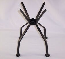 Campfire Stand Firepit Tripod Grate Fire Wood Starter Log Rack RV Camping Tool