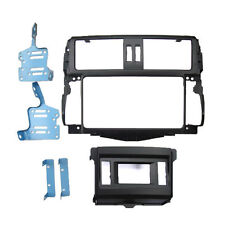 Fascia for Toyota Land Cruiser Prado 150 radio facia dash kit adapter dvd panel