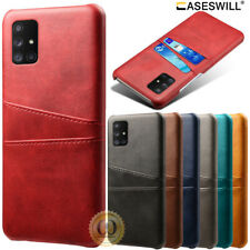 For Samsung Galaxy Note 10 Lite / S10 Lite Leather Card Slot Wallet Case Cover