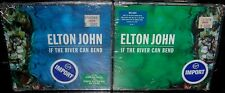 ELTON JOHN IF THE RIVER CAN BEND U.K CD PART 1 & 2 NEW BENNIE AND THE JETS