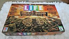 The Game of Life Disney Pirates of Caribbean At World's End Board Game
