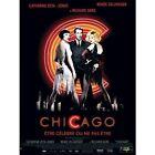 Affiche 120x160cm CHICAGO (2002) Renée Zellweger, Zeta-Jones, Richard Gere NEUVE