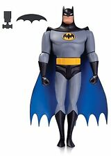 "2015 DC COMICS BATMAN THE ANIMATED SERIES #13 BATMAN 6"" ACTION FIGURE MOC BTAS"