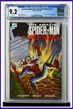 Amazing Spider-Man Soul Of The Hunter #nn CGC Graded 9.2 Marvel 1992 Comic Book.