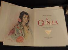 CERVANTES - La Gitanella - Illustrations CHIMOT - 1948