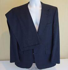 Vintage Burberry London Windowpane Suit Check Size 40 Regular 36 x 30 Burberrys