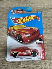 2016 Hot Wheels Rescue Dodge Charger SRT8 215 Treasure Hunt