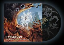 Kataklysm - the mystical gate of reincarnation, Vinyl LP, laser engraved B-side